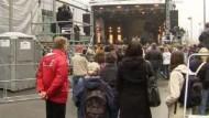 Berlin wartet auf Robbie