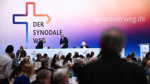 Auf der Vollversammlung des Synodalen Wegs werden Vorwürfe laut