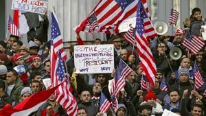 Trump streicht Irak offenbar von Liste für Einreise-Bann