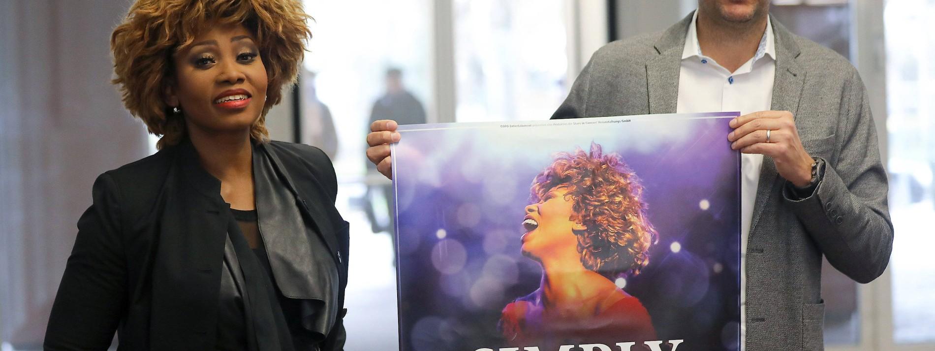 Wie echt darf eine falsche Tina Turner aussehen?