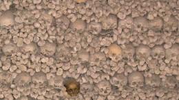 Die überirdische Totenwelt Oppenheims
