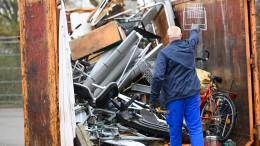Sollten Recyclinghöfe in der Corona-Krise schließen?