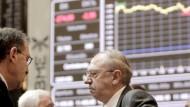 Angst vor dem Domino-Effekt nach dem Bankenbeben in Amerika