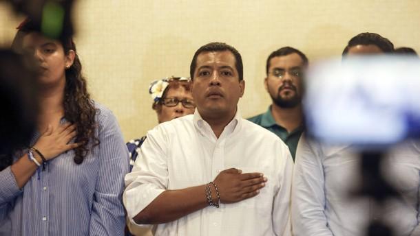 Weitere Präsidentschaftsanwärter in Nicaragua festgenommen