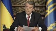 Juschtschenko will Anfang Dezember wählen lassen