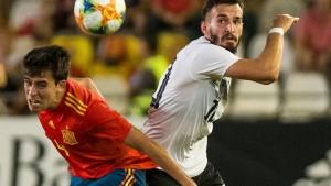 U21 erkämpft sich Remis gegen Spanien
