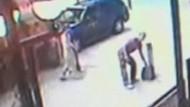 Polizei fahndet nach Verdächtigem