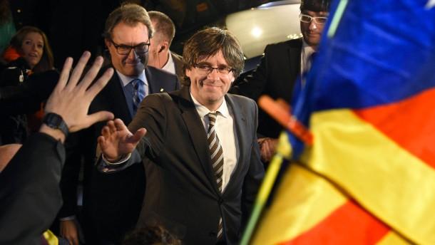 Der Mann, der Katalonien in die Unabhängigkeit führen will