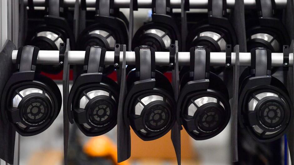 Der neue Eigentümer der Kopfhörer-Sparte von Sennheiser sitzt in der Schweiz.