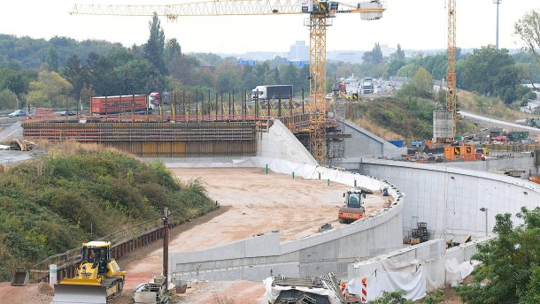 Weg frei für Riederwaldtunnel