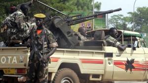 Rebellen marschieren auf Bangui