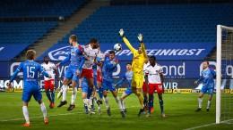 HSV kann gegen Kiel nicht gewinnen