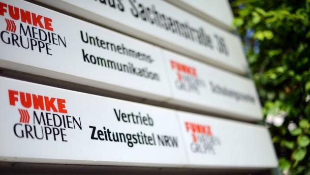Funke-Kauf von Springers Zeitschriften nur unter Auflagen
