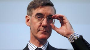 Britischer Minister Rees-Mogg verbannt Wörter