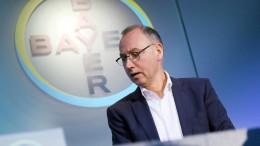 Bayer-Aktie verliert 12 Prozent