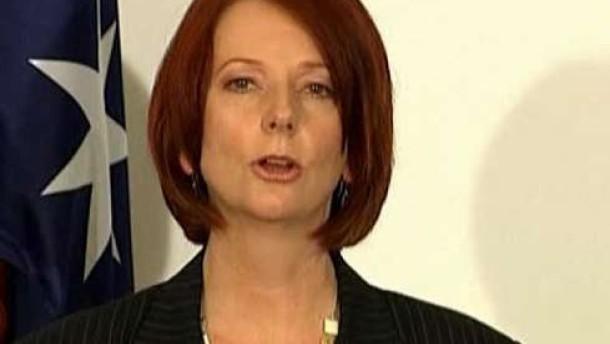 Australien wird erstmals von einer Frau geführt