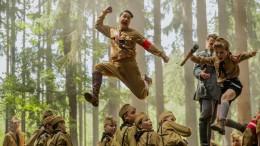 Kinderblicke auf Nazis