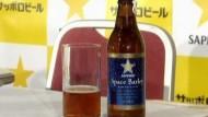 Bier aus dem Weltall