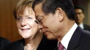 Merkel warnt vor neuer Finanzblase