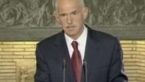 """Papandreou: """"Das Volk will Veränderung"""""""
