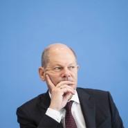 Für Bundesfinanzminister Olaf Scholz wird die Corona-Krise teuer.