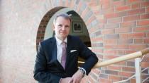 Studierter Chirurg: Jens Baas leitet seit 1. Juli 2012 die Techniker-Krankenkasse.