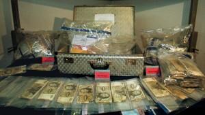 Geldwäscher entkommen fast immer