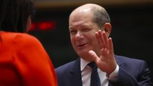 Scholz: Weg frei für die Börsensteuer