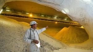 K+S drosselt Kaliproduktion wegen Trockenheit