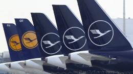 Die Lufthansa schickt 87.000 Beschäftigte in Kurzarbeit