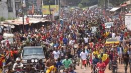 Berlin verurteilt Putsch in Guinea