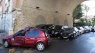 Schwere Überschwemmungen in Südfrankreich