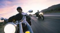 Würden Sie diesem Motorradfahrer einen Kredit geben?