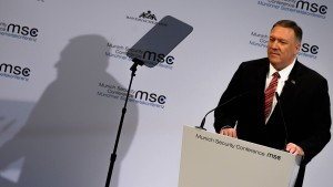 Pompeo weist Steinmeiers Kritik an Rückzug zurück