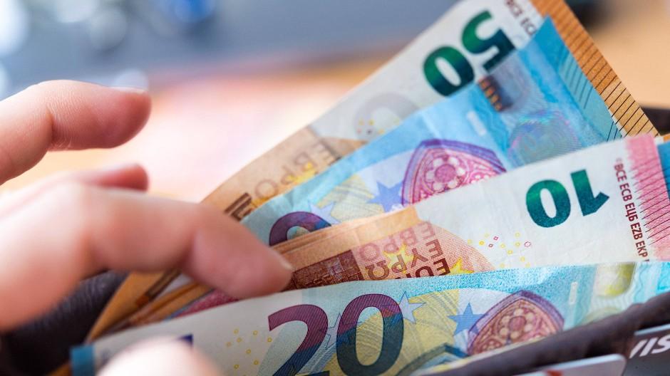 Ist das Geld bald wieder weniger wert?