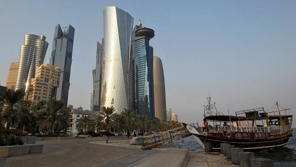 Qatars Mehrfrontenkampf