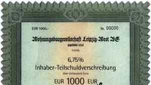 Insolvenz der Leipzig-West zeigt hohe Risiken von Direkt-Emissionen