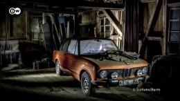 Ein Bildband über vergessene Autos