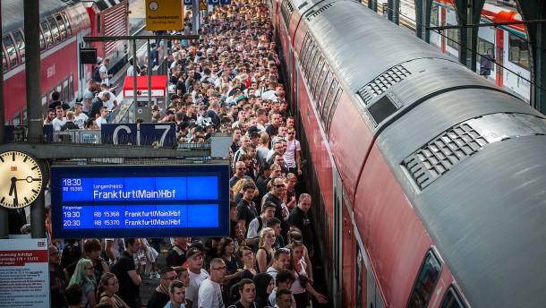 """""""Nie mehr Bahnhof verstehen"""""""