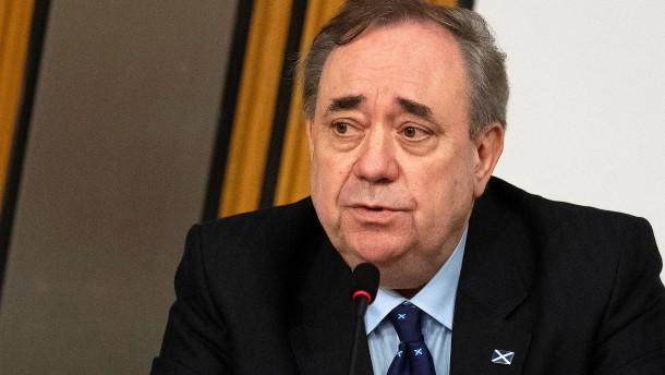 Früherer schottischer Regierungschef gründet neue Partei