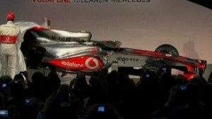McLaren stellt Auto für Saison 2010 vor