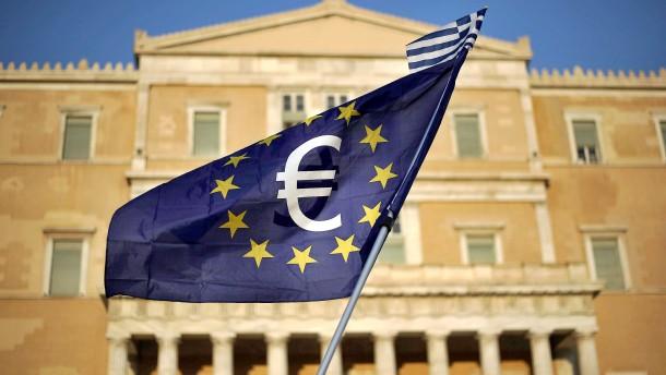"""""""Es ist Zeit, dass Griechenland auf eigenen Füßen steht"""""""