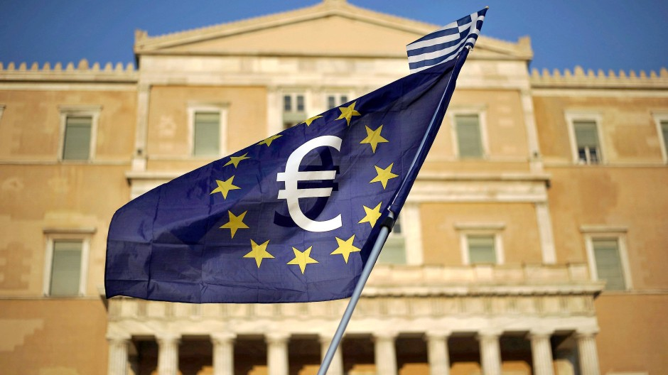Die Euro-Finanzminister beraten am 21.06.2018 in Luxemburg über den Abschluss der Hilfen für das hoch verschuldete Griechenland.