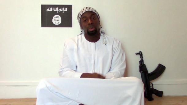 Video von Amedy Coulibaly aufgetaucht