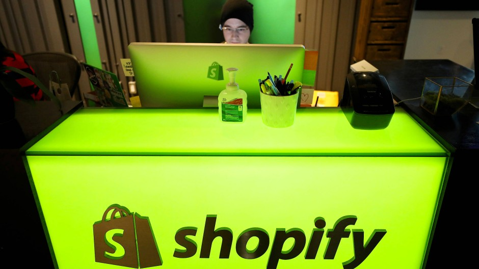 Shopify hat seinen Hauptsitz in Ottawa.