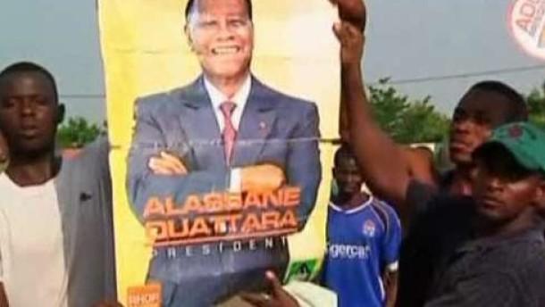 Entscheidungsschlacht um Abidjan