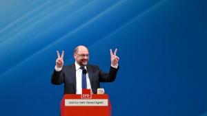 Wenn Martin Schulz alles richtig macht