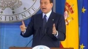 Berlusconi über Berlusconi