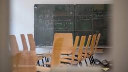Mehr Lehrer raus aufs Land