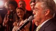 Fischer bleibt Bundespräsident in Österreich